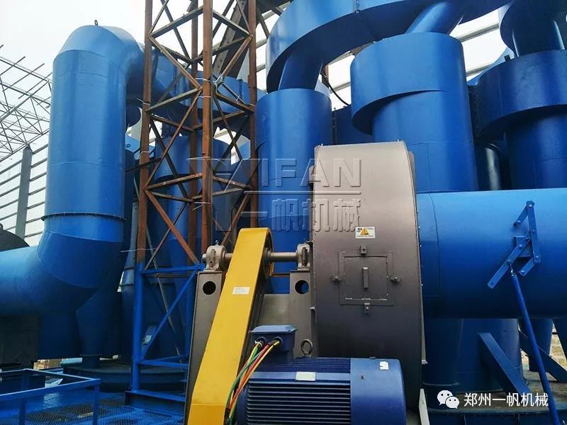 制砂生产线加工流程