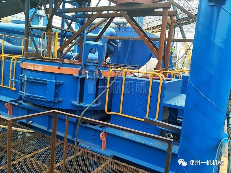 制砂生产线制砂机