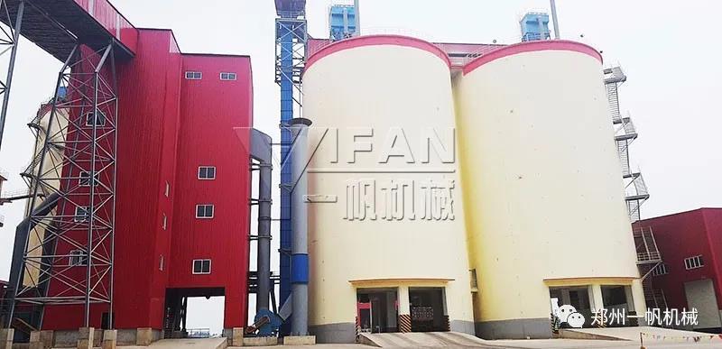 安徽滁州精品制砂楼现场图